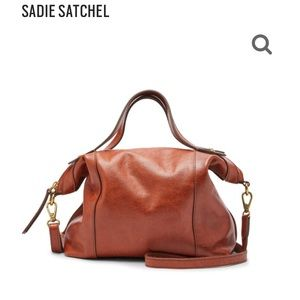 Fossil Sadie Satchel Crossbody Purse